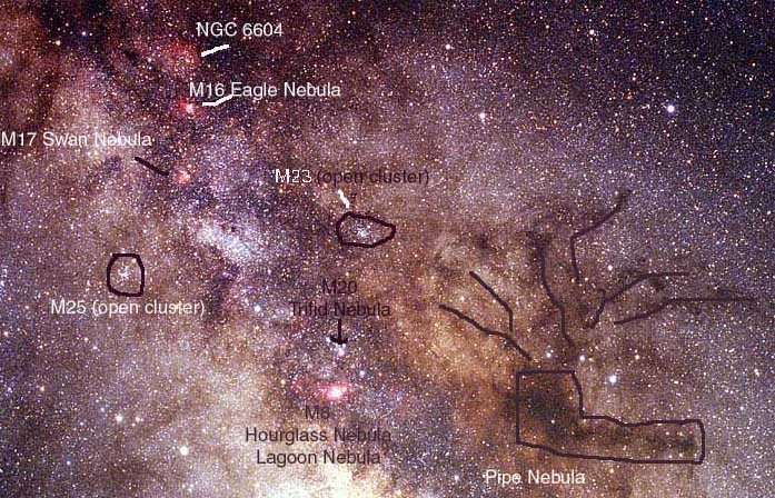 APOD: Milky Way Over Piton de l'Eau (2012 Jun 25) - Page 2 ...
