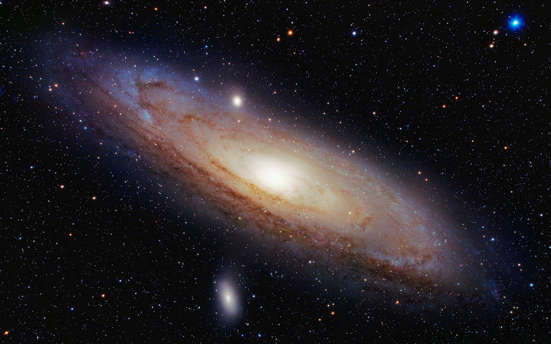 M31, The Andromeda Galaxy Picture