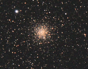 Southern Milky Way Star Clusters by Dick Locke