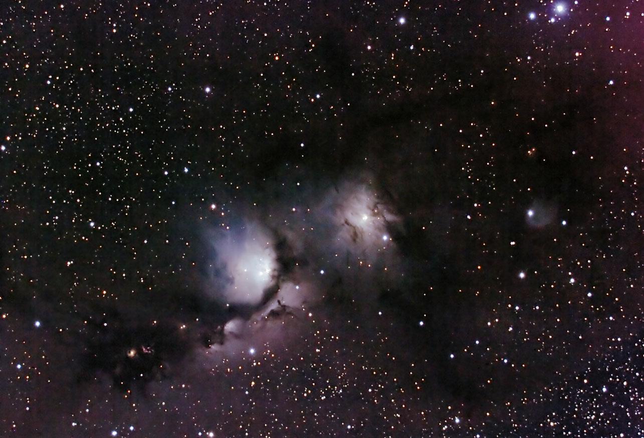 Reflection Nebula (m78) Photograph by Robert Gendler