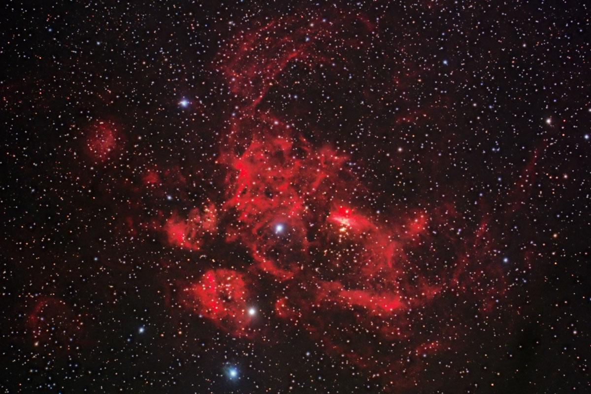 scorpion nebula - photo #1