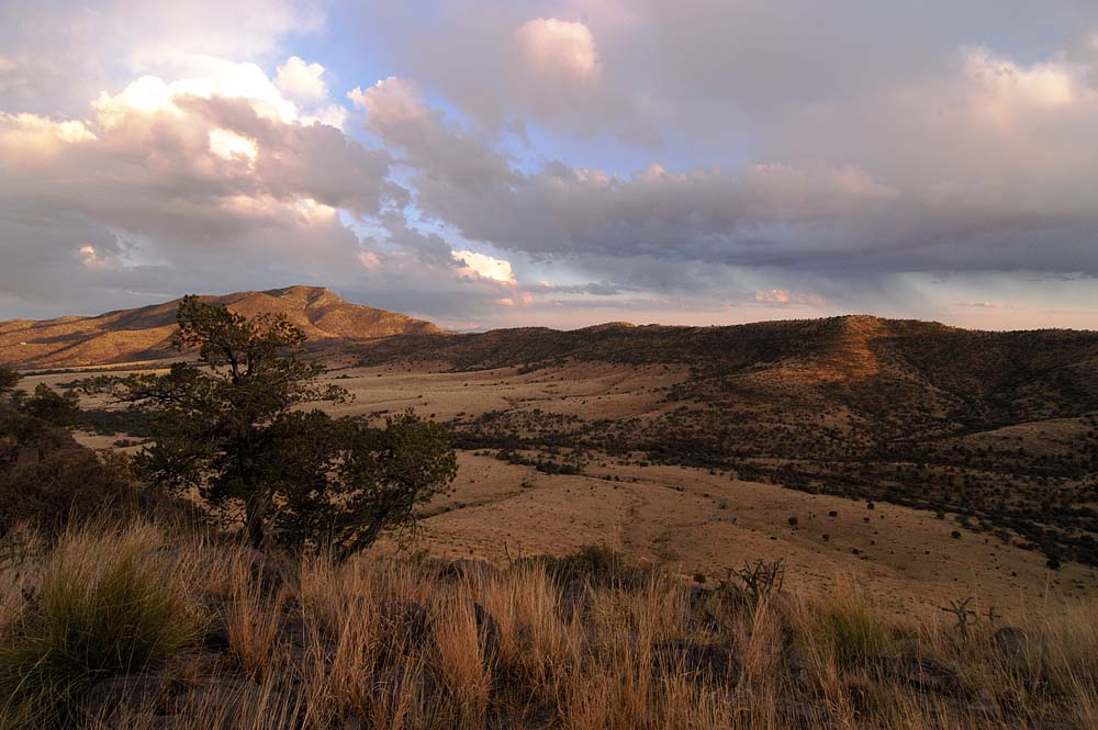 Blue Skies Of Texas >> West Texas Davis Mountains - Scenic Pictures